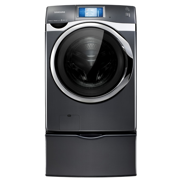 Front Load Washer With Touchscreen Control Wf457args