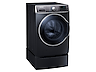 Thumbnail image of WF9100 5.6 cu. ft. Front Load Washer with SuperSpeed