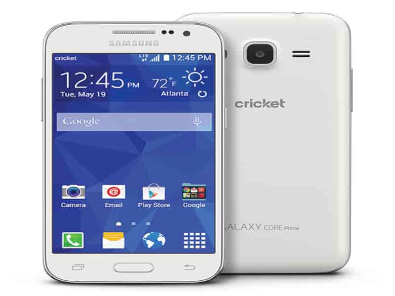 Samsung Galaxy Core Prime (Cricket), White