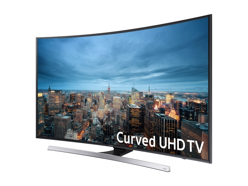 2e456b5a9a41 4K UHD JU750D Curved Smart TV - 55