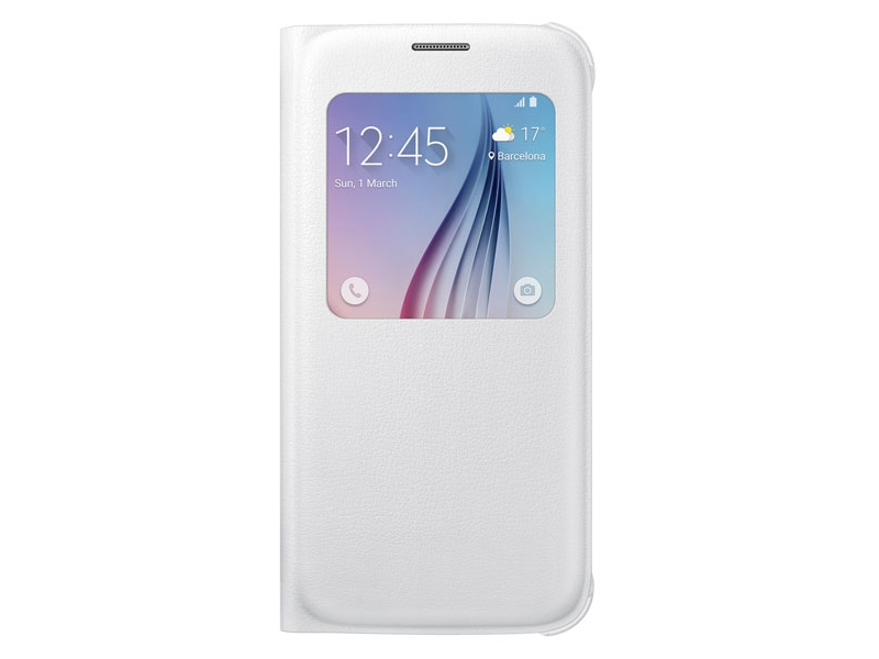hot sale online b7564 0664c Galaxy S6 SView Flip Cover