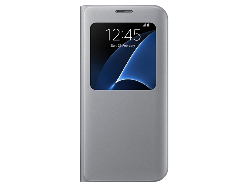 online store 0beac 713ba Galaxy S7 edge SView Flip Cover