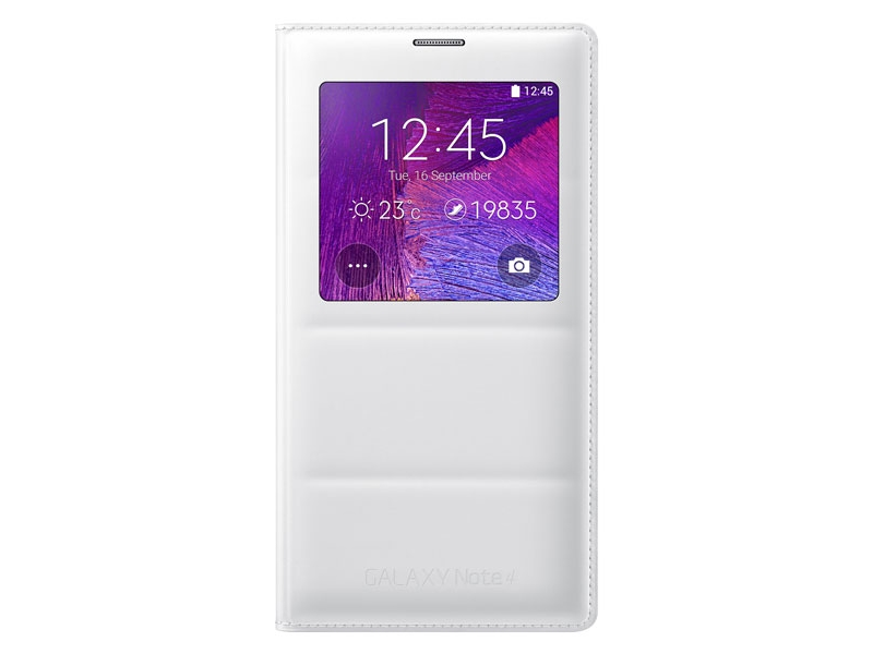 huge selection of 1f8f4 6c124 Galaxy Note 4 SView Flip Cover