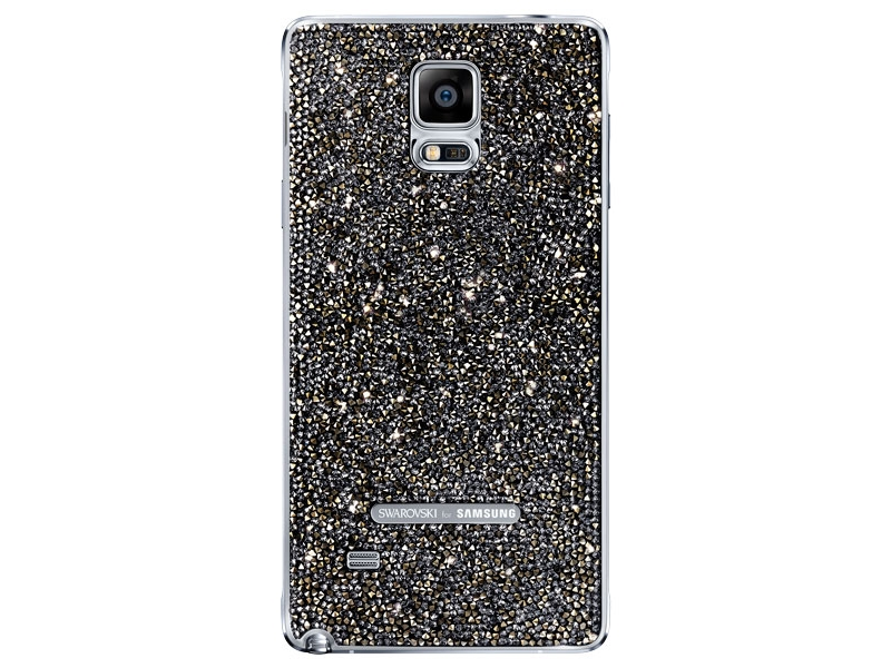 hot sale online 50b96 85592 Swarovski Crystal Battery Cover for Galaxy Note 4