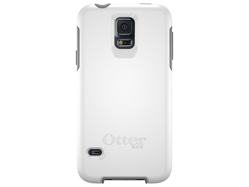factory price ff098 7bae7 OtterBox Symmetry Series Cover for Galaxy S5