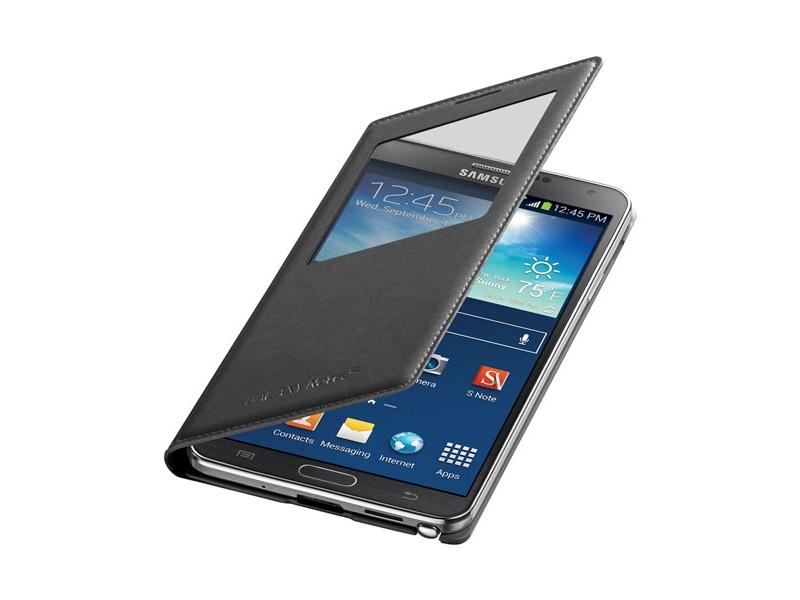 taglia 40 8ca11 3e702 Galaxy Note 3 Wireless Charging SView Flip Cover