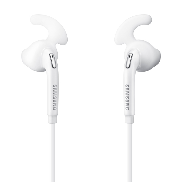 Active InEar Headphones, White