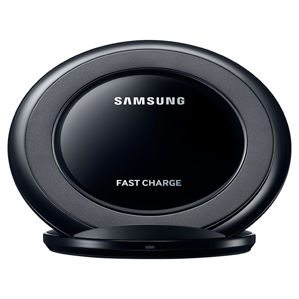 Samsung Original Wireless Fast Charging Pad for Qi Enabled Devices Black