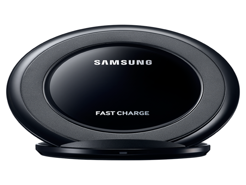 Fast Charge Wireless Charging Stand, Black