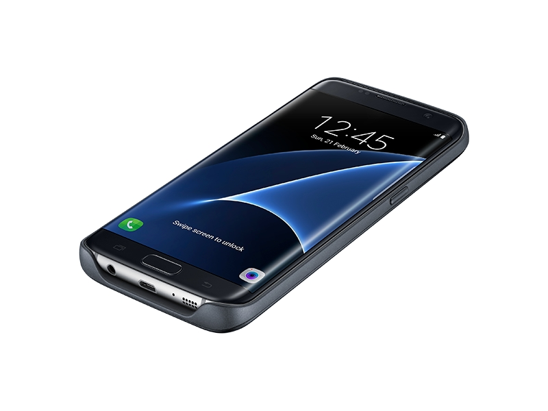 on sale ea5ad a597f Galaxy S7 edge Wireless Charging Battery Pack