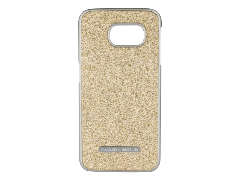 sale retailer 7aa62 541cf Swarovski Crystal Protective Cover for Galaxy S6 edge