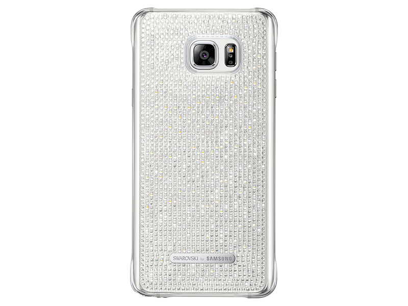 Swarovski Crystal Protective Cover for Galaxy S6 edge+ Mobile Accessories -  GP-G928SWCPAAA  0db116945630