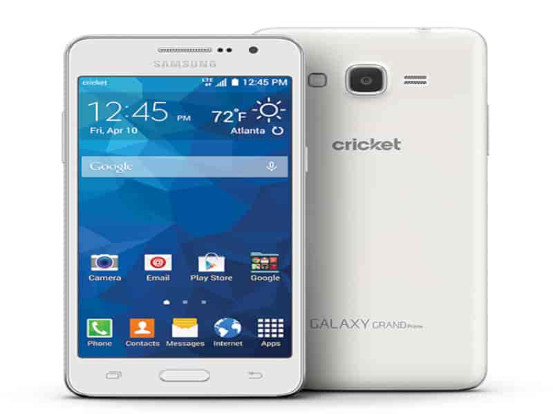 Galaxy Grand Prime (Cricket)