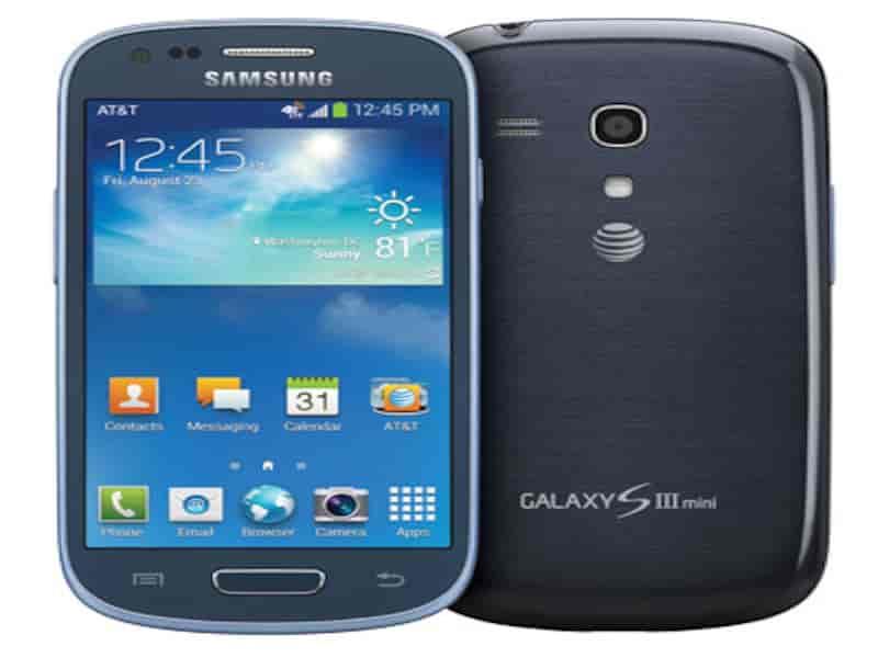 Galaxy S Iii Mini 8 Gb At T Phones Sm G730ambaatt Samsung Us