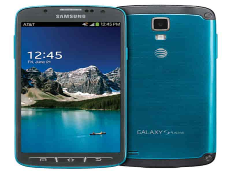 Galaxy S4 Active 16gb At T