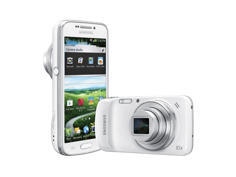 5e17c41b2f621 Galaxy S4 zoom 16GB (AT T) Phones - SM-C105AZWAATT