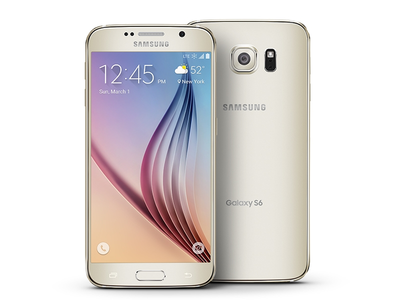 Glimrende Galaxy S6 32GB (Sprint) Phones - SM-G920PZDASPR | Samsung US BK-77
