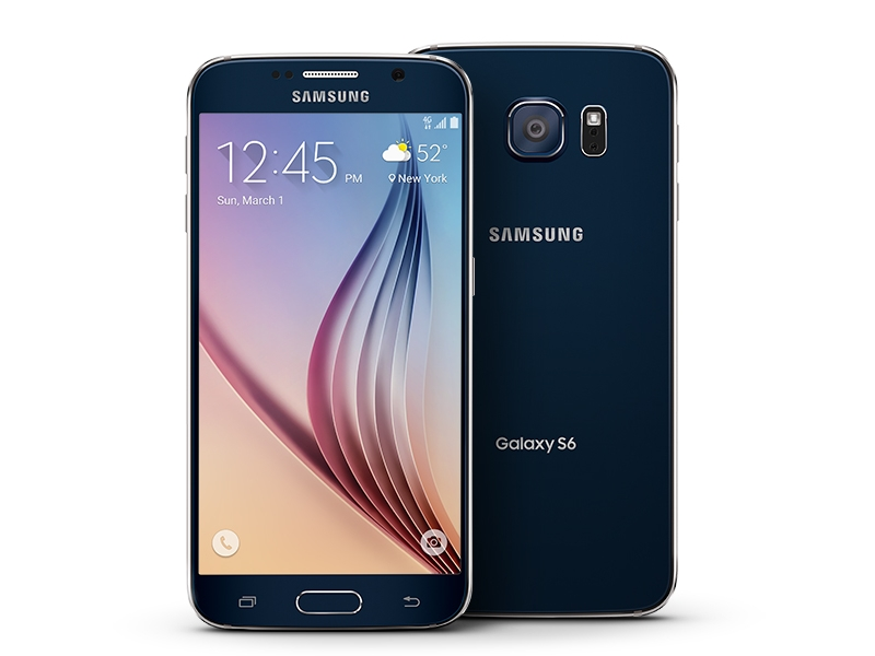 Galaxy S6 64GB (US Cellular) Phones - SM-G920RZKEUSC ...