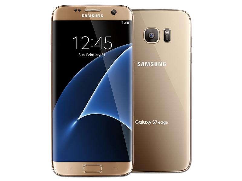 Ultra Samsung Galaxy S7 edge 32GB (T-Mobile) Gold: SM-G935TZDATMB GI-05