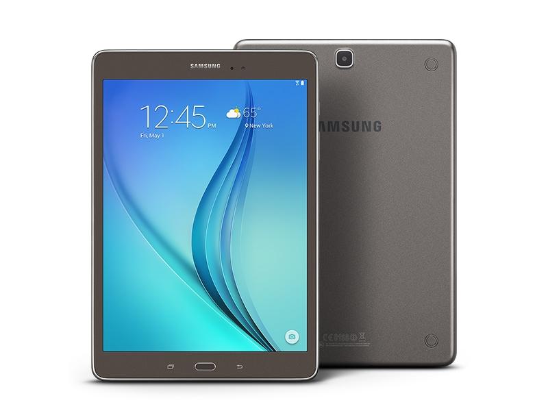 Galaxy Tab A Wi Fi 16gb 9 7 Tablet Sm T550nzaaxar Samsung Us