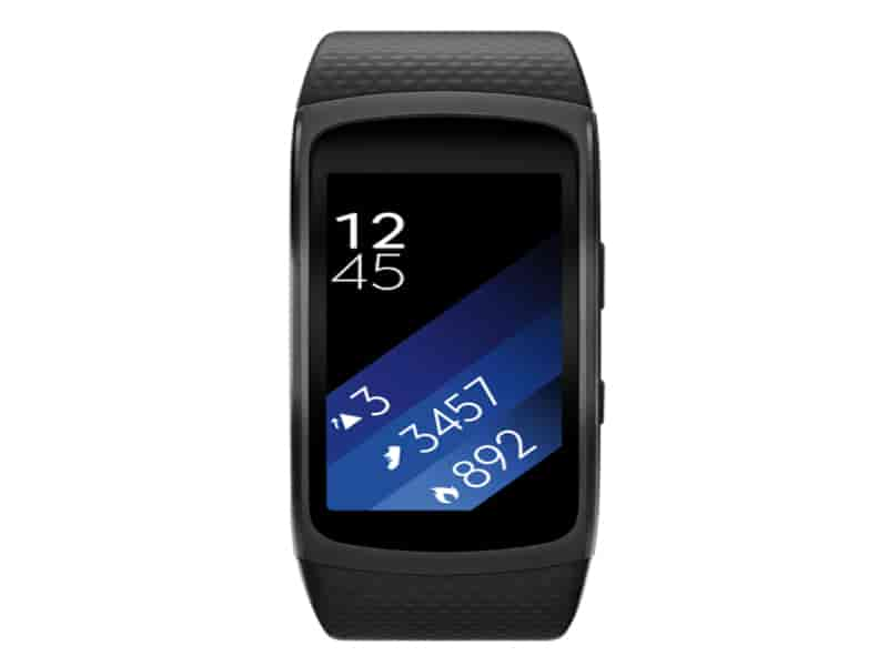 Gear Fit2 (Large) Black