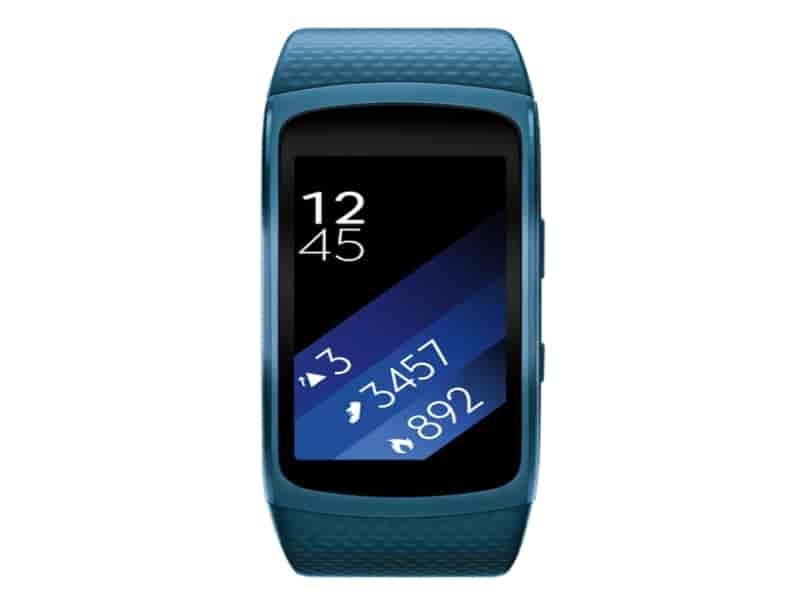 Gear Fit2 (Large) Blue
