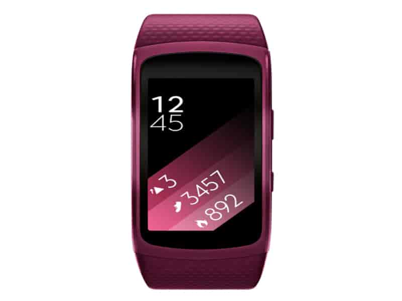 Gear Fit2 (Large) Pink