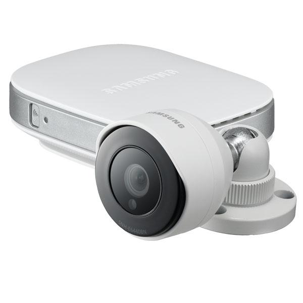 Samsung Wireless Outdoor Home Security Camera: SNH-E6440BN | Samsung US