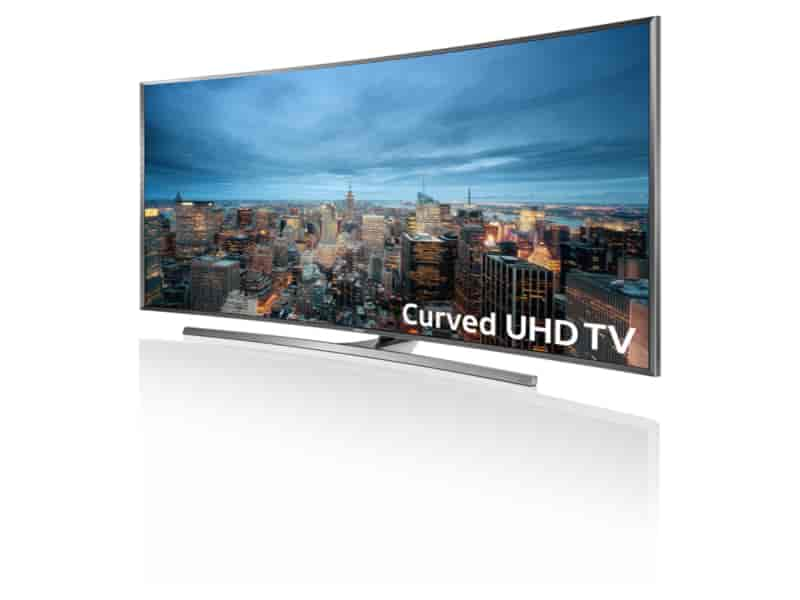 "50"" Class JU7500 Curved 4K UHD Smart TV"