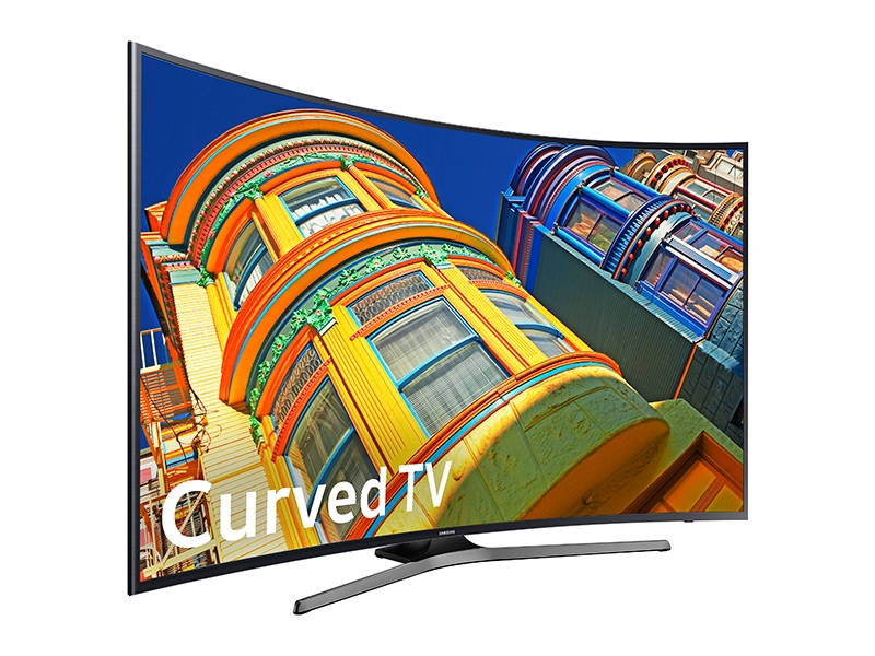 Samsung UN55KU650DF LED TV 64Bit