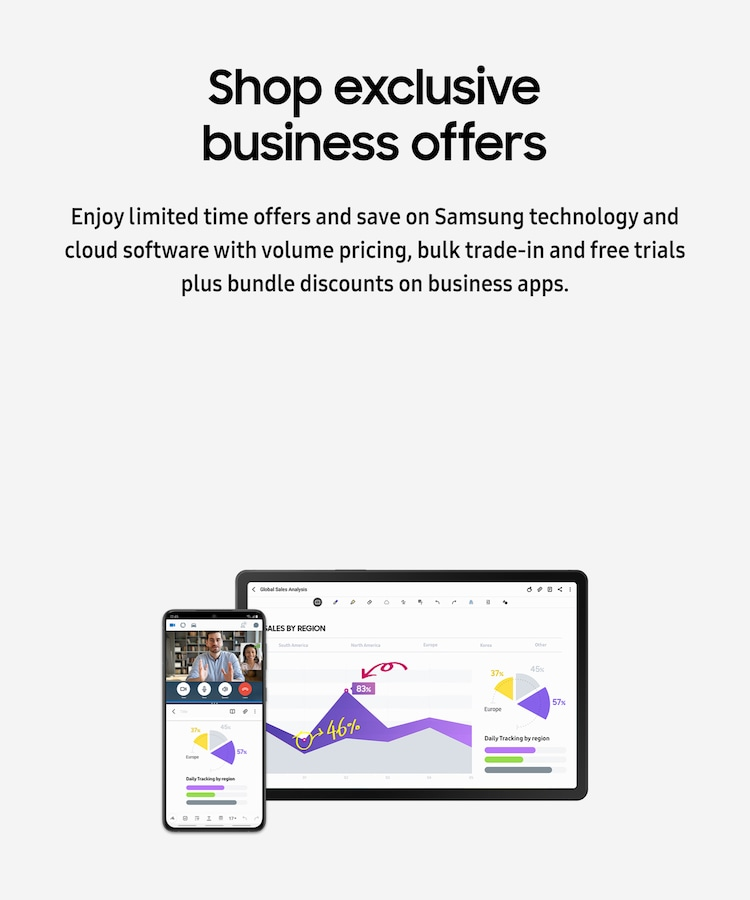 Shop exclusive business offers