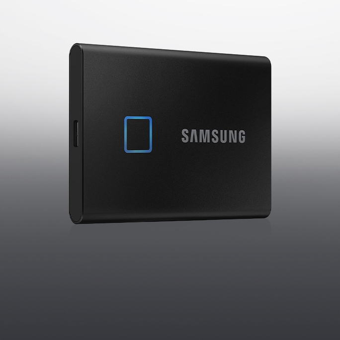 Save $20 each on Portable SSD T7 Touch 2TB