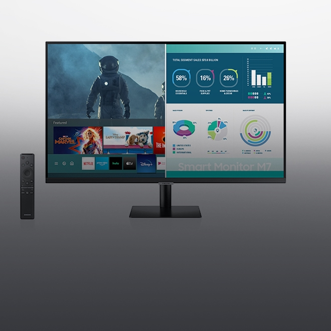 Buy in bulk and save up to $74.50 each on Smart Monitors