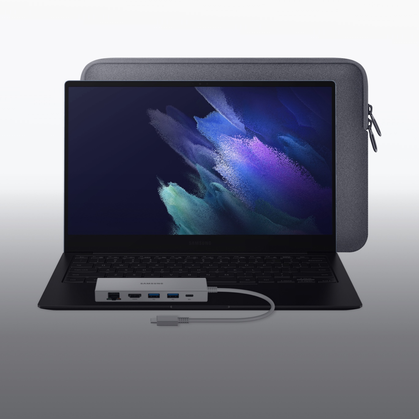 Buy Galaxy Book Pro for business and get up to $100 credit towards eligible accessories