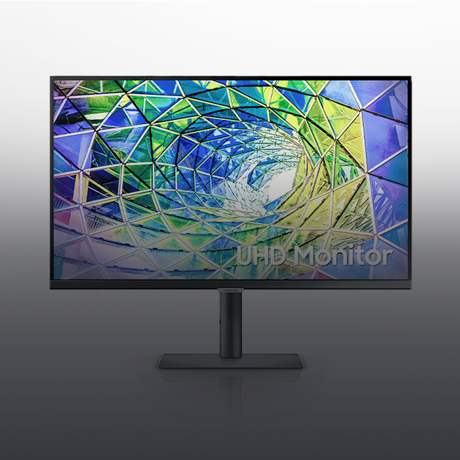 """Save $15 each on 27"""" S80UA UHD High Resolution Monitors with USB-C, from $504.99 <s>$519.99</s>"""