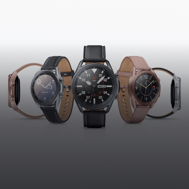 Save up to $60 each on Galaxy smartwatches