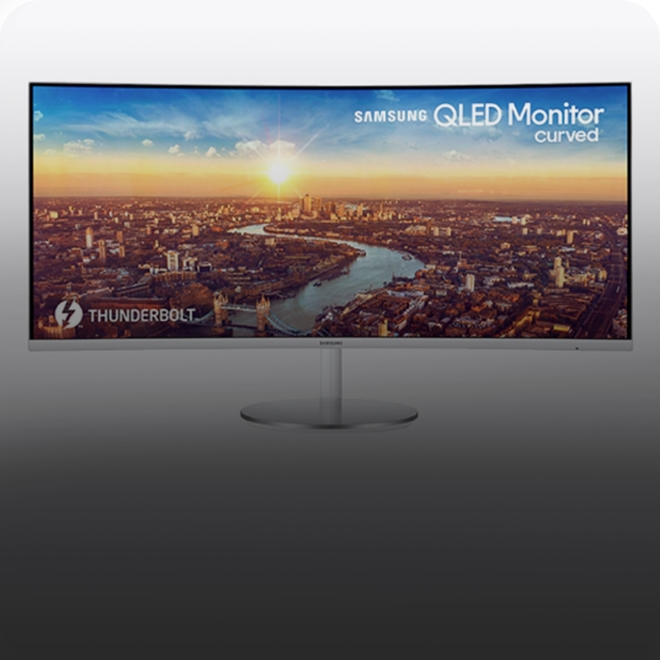 "Save $50 each on CJ791 Series 34"" Curved Monitors"