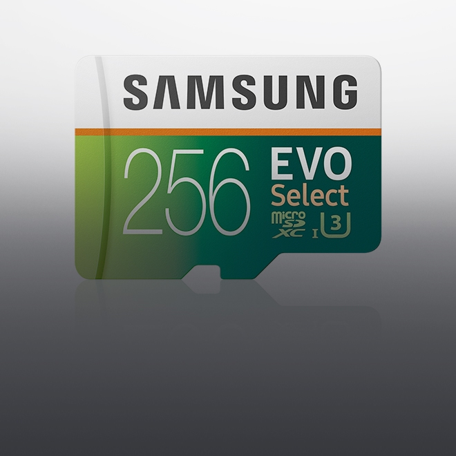 Save $5 each on EVO Select microSDXC Memory Card 256GB