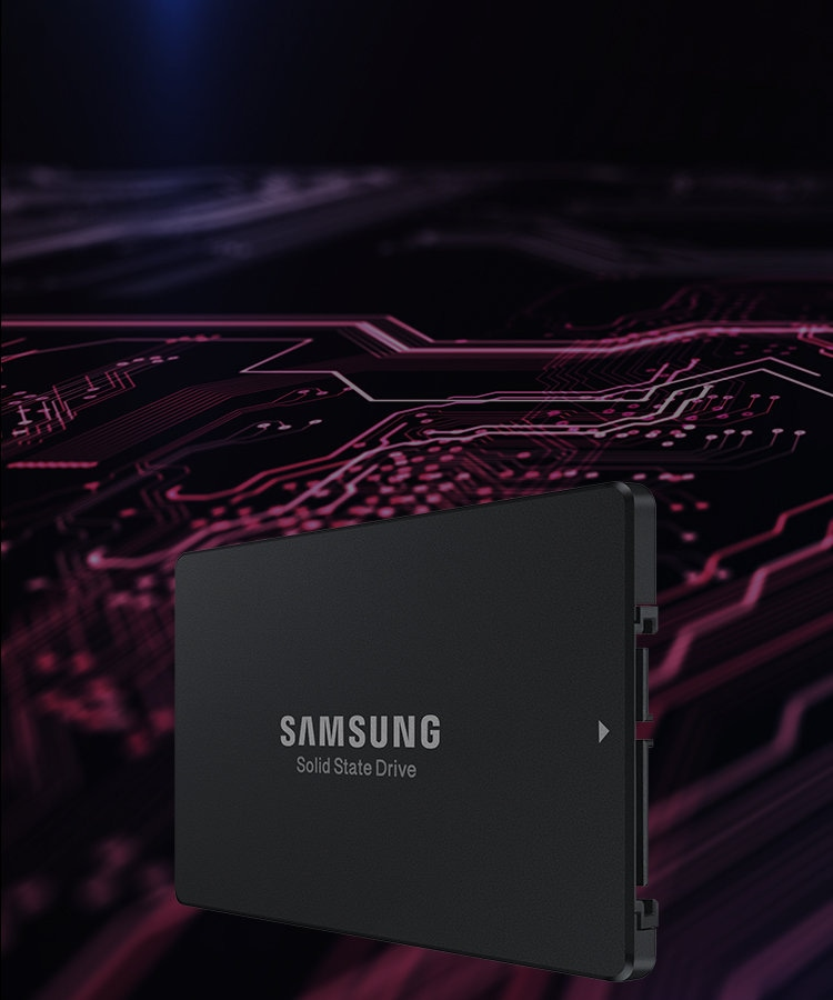 860 DCT Enterprise SSDs