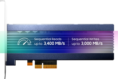 low latency NVMe ssd
