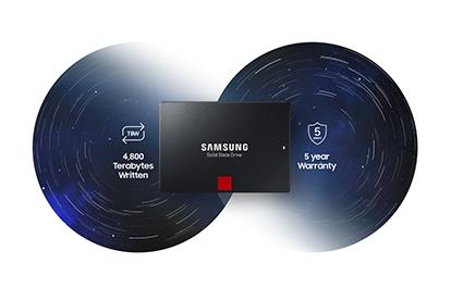 MZ-76P512E Samsung 860 Pro Series 512GB 2.5 SSD