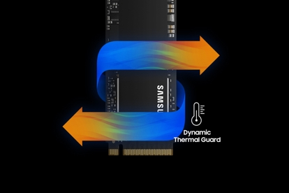 ssd temperature management