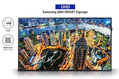 UHD display