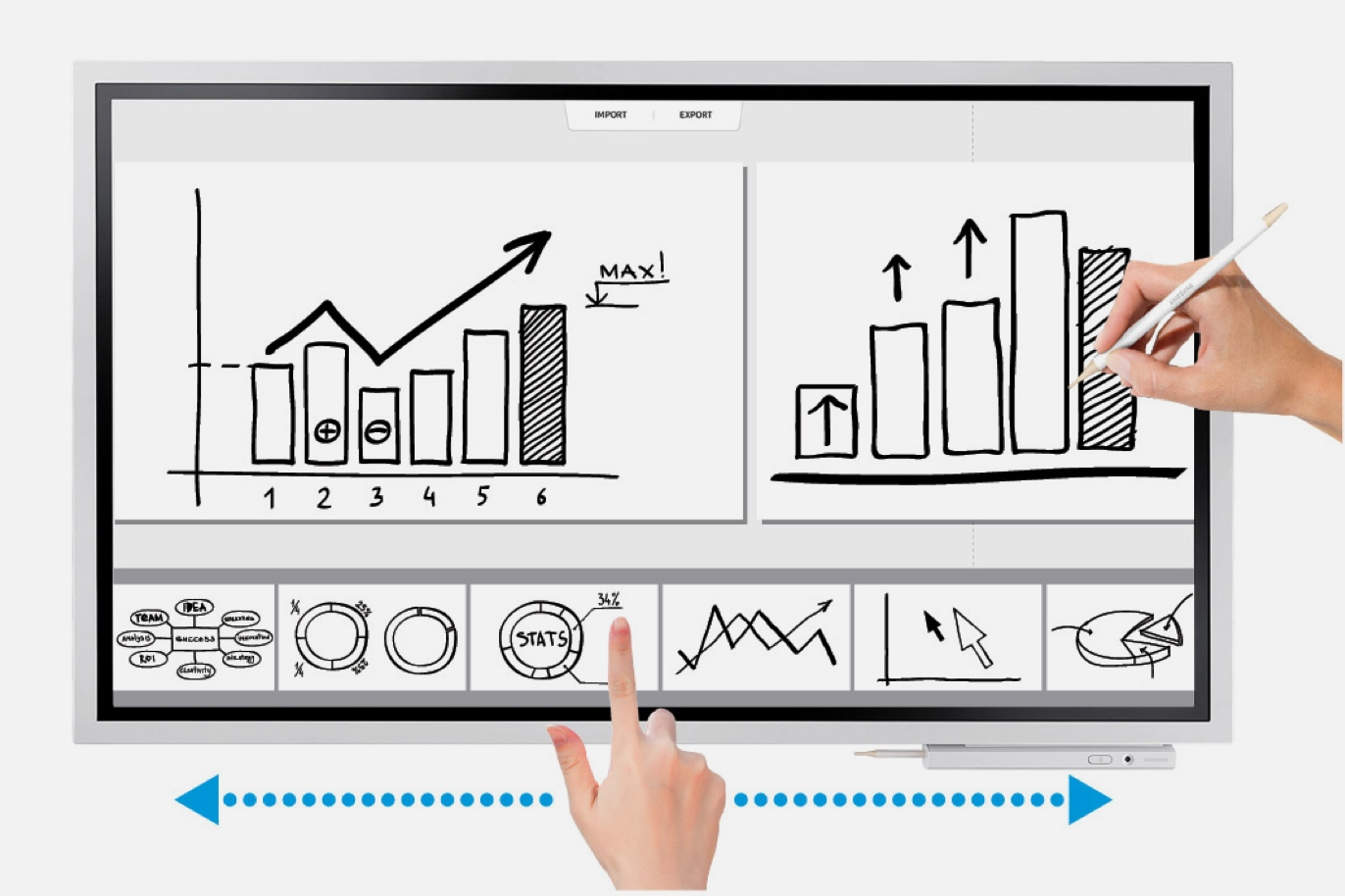 interactive flipchart