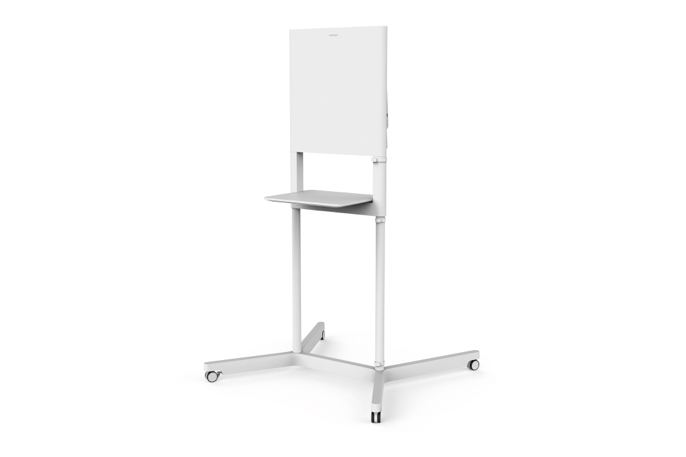 rolling floor stand and wall mounting