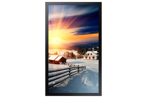 OHN Series 85 inch outdoor display