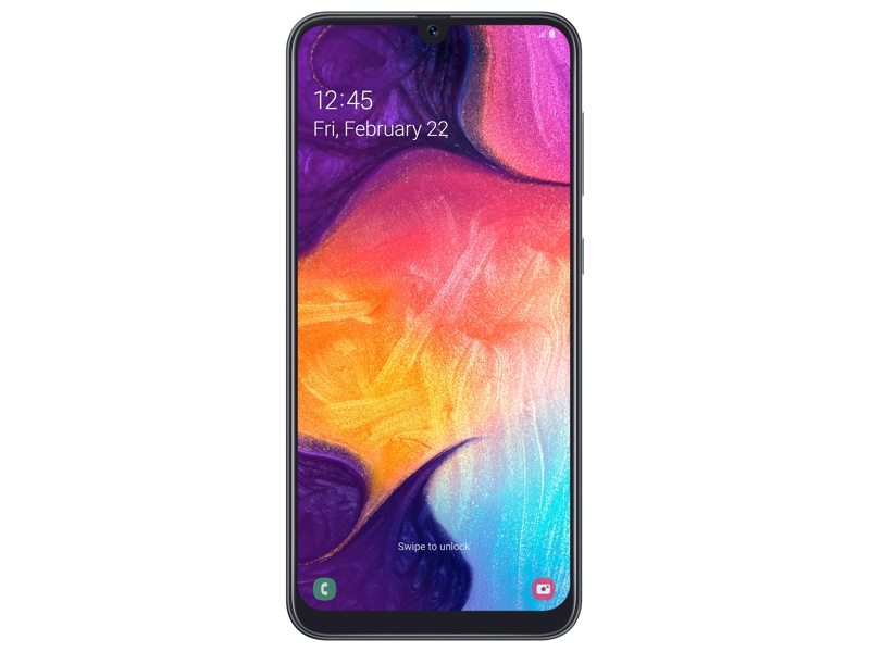 Galaxy A50 Sprint Phones Sm A505uzknspr Samsung Us