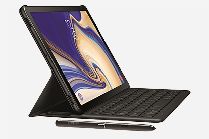 Galaxy Tab S4 for retail