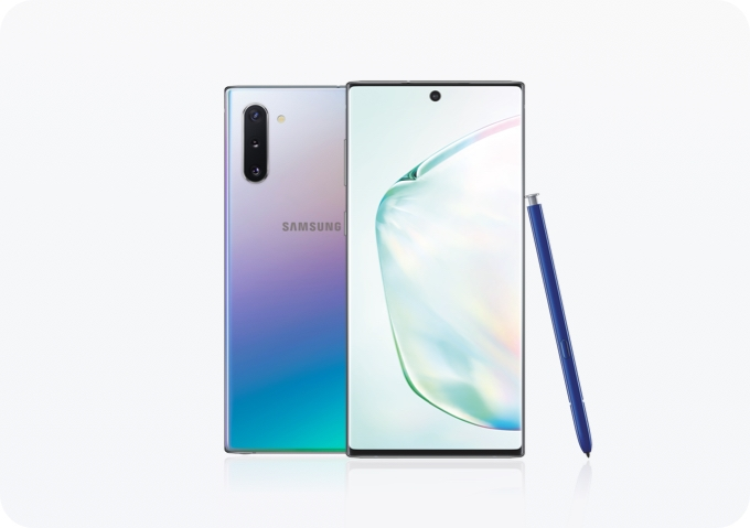 Galaxy Note10+ 5G for business