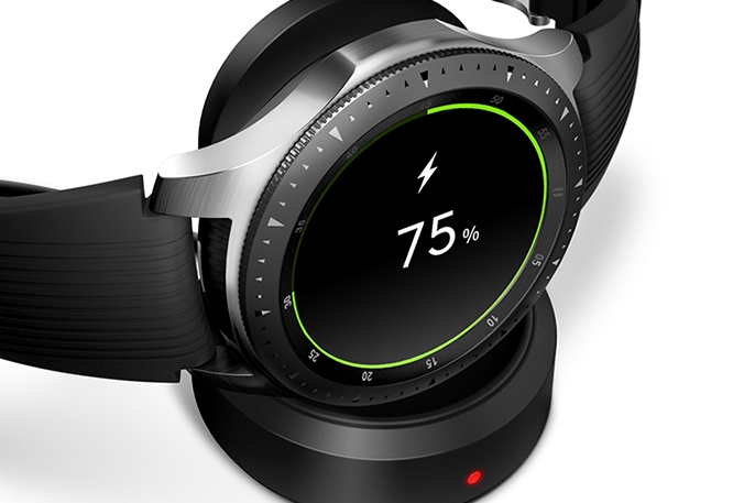 powerful smartwatch battery